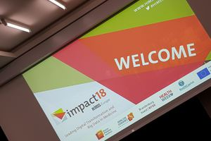 HIMSS impact 18 - Leading Digital Transformation and Big Data in Medicine