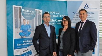 Health&Care Management neuer Medienpartner der Entscheiderfabrik